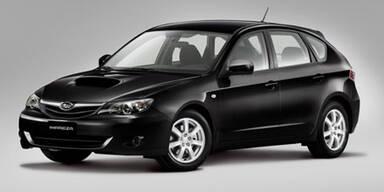 Subaru Impreza 2.0D mit 109 PS-Boxer