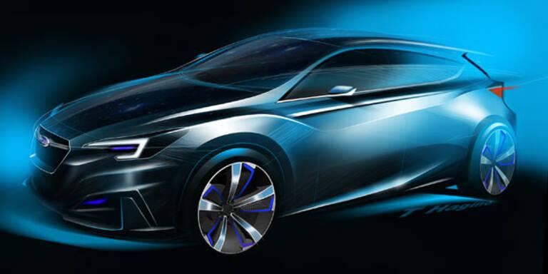 Neuer Subaru Impreza setzt auf Dynamik