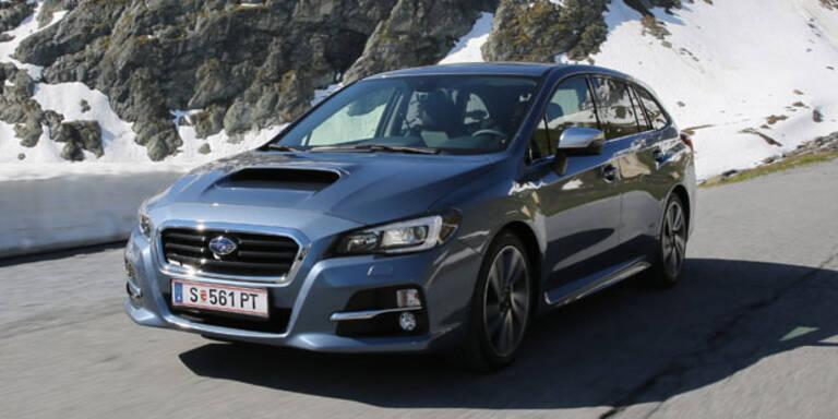 Subaru Levorg löst den Legacy ab