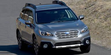 Das ist der neue Subaru Outback