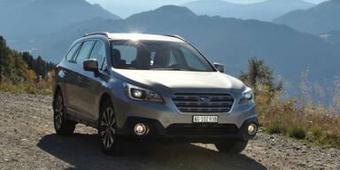 Jetzt startet der neue Subaru Outback