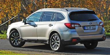 Neuer Subaru Outback 2.0D im Test