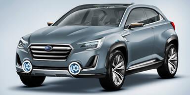 Subaru bringt neues Kompakt-SUV