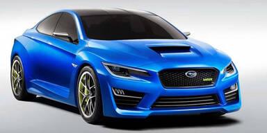 Ist das der nächste Subaru WRX?