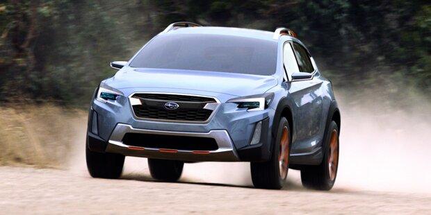 So sportlich wird der neue Subaru XV
