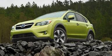 Subaru bringt den XV mit Hybrid-Antrieb