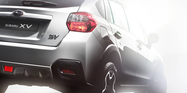 Subaru XV und BRZ Polog auf der IAA 2011