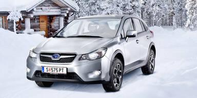 "Subaru Forester und XV als ""Edition Austria"""