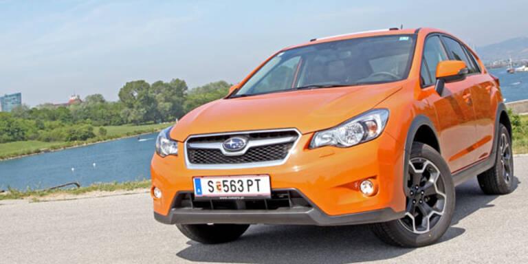 Subaru XV mit Boxer-Diesel im Test
