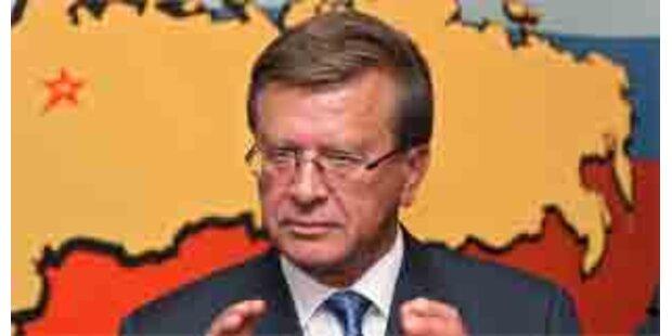 Subkow plant größere Regierungsumbildung