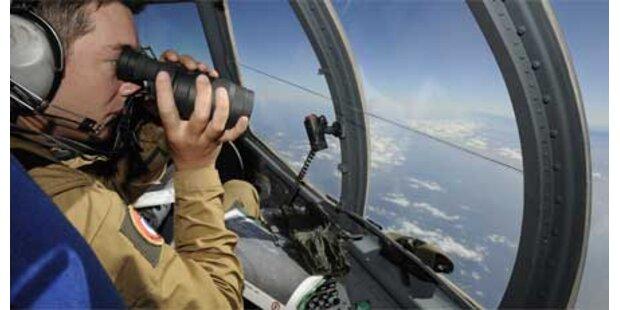 Unglücks-Jet liegt in 4000 Metern Tiefe
