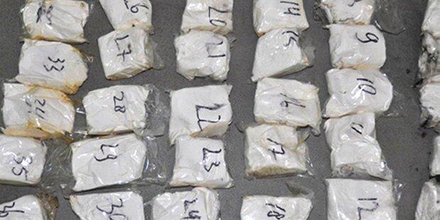 Drogenring in der Steiermark zerschlagen