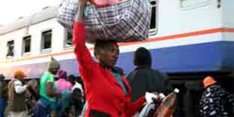 20.000 fliehen vor Gewalt in Südafrika