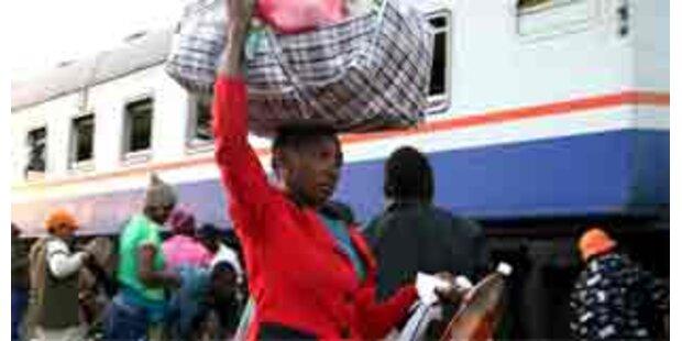 Streit um Vertriebene in Kapstadt entbrannt