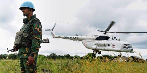 Südsudan: Drei Blauhelme getötet