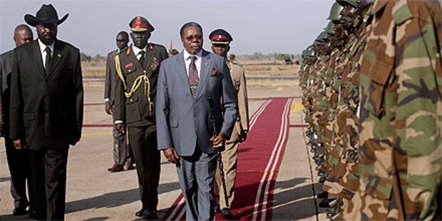 Afrikanische Union unterstützt Südsudan