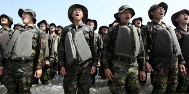 Seoul beginnt Manöver - Nordkorea droht