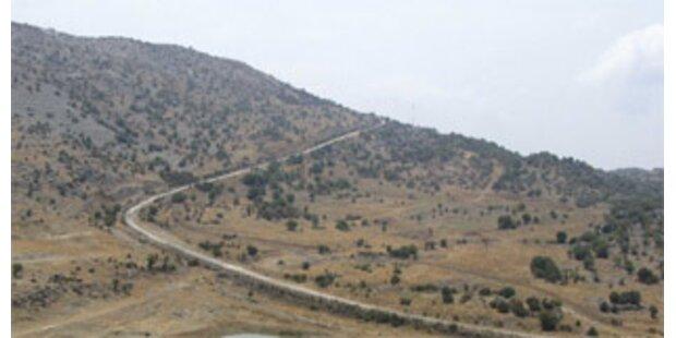 Hisbollah schoss Armee-Heli im Libanon ab