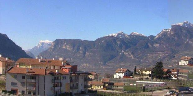 Sommerwetter in Südtirol