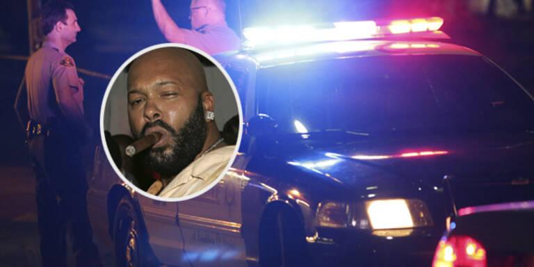 Rapper Suge Knight überfährt zwei Menschen