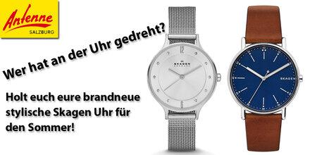 Holt euch eure neue Skagen Armbanduhr