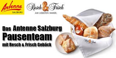 Das Antenne Salzburg Pausenteam