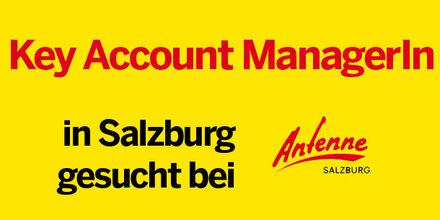 Key Account Manager Salzburg m/w