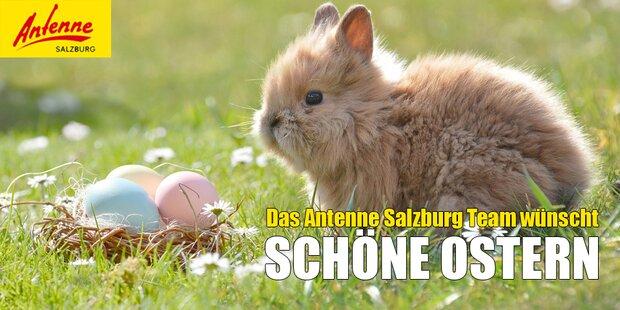 FROHE OSTERN SALZBURG