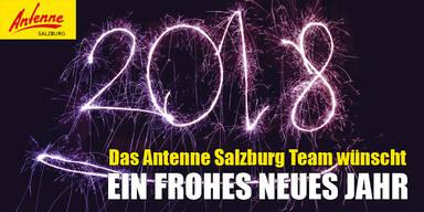 Willkommen 2018!