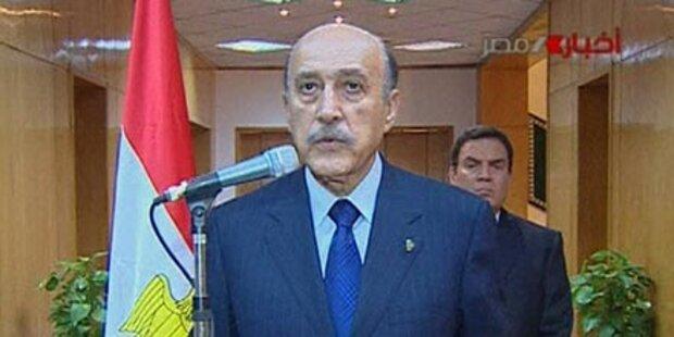 Ägypten: Militär übernimmt Führung