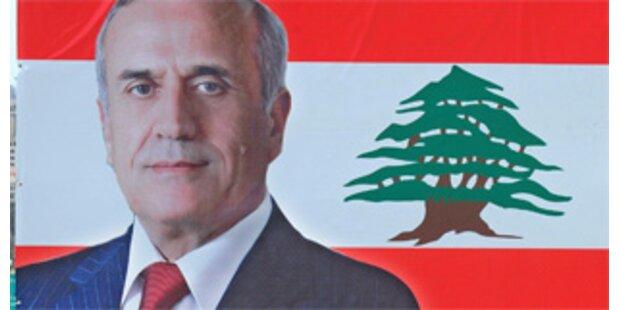 Israel will mit dem Libanon Frieden schließen