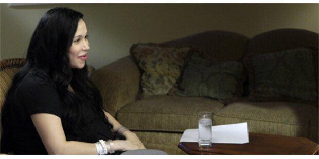 Achtlings-Mutter beklagt einsame Kindheit