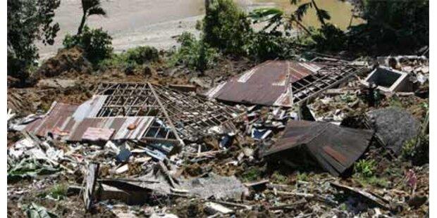 Indonesien - wieder bebte die Erde