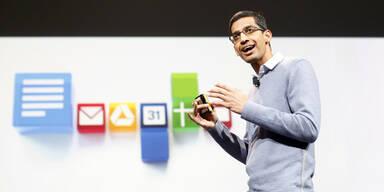Google-Chef casht 200 Mio. Dollar ab