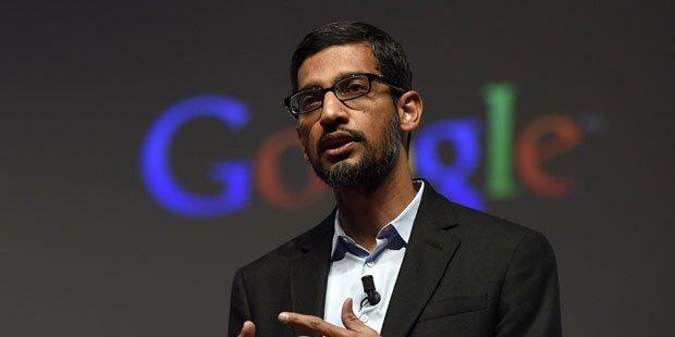 Google-Chef: KI verdrängt Smartphones