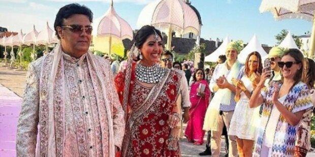 Bollywood-Hochzeit mitten in Wien
