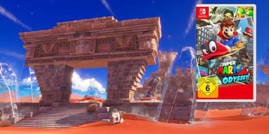 Super Mario Odyssey bricht alle Rekorde