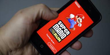 Super Mario Run schlägt Pokémon Go