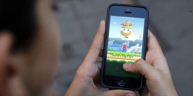 Nintendo bringt neue Smartphone-Games