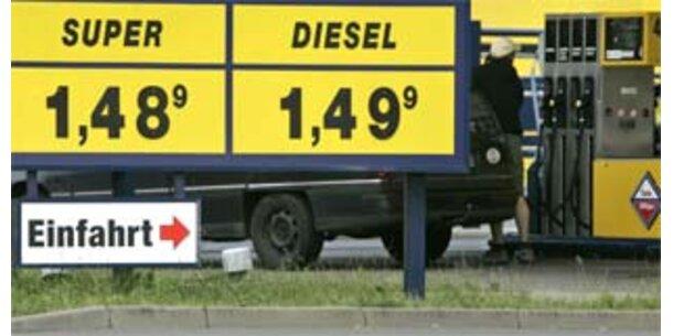 2008 verteuerte sich Diesel um 23 %