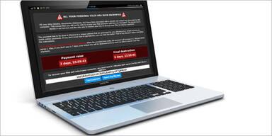 Neuer Super-Virus sperrt Ihren PC