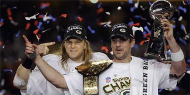 Green Bay Packers gewinnen Super Bowl XLV