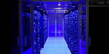 Supercomputer in Wien offiziell in Betrieb