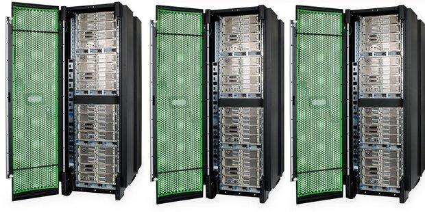 Neuer Supercomputer in Linz gestartet
