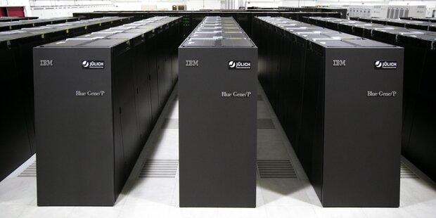 Europa bekommt neuen Supercomputer