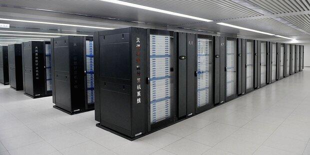 So schnell sind die neuen Supercomputer