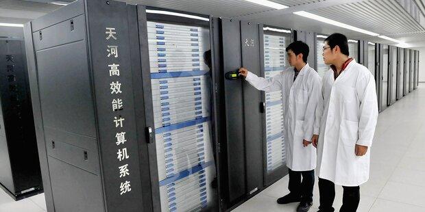 Erster Exaflop-Rechner wird gebaut