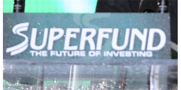 Millionenverlust für Superfund