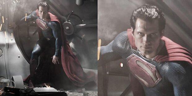 Das erste Bild vom neuen Superman