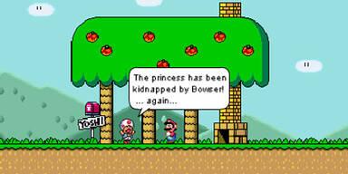 Genialer Spaß mit Super Mario
